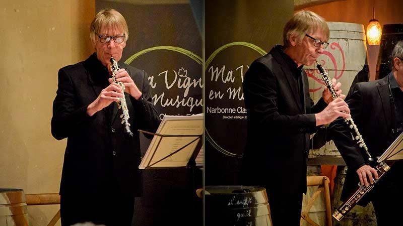 Francois Meyer Ma Vigne en Musique