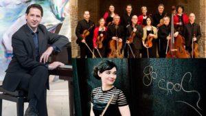 Orchestre de Chambre de Toulouse Magali Mosnier Cyril GUILLOTIN