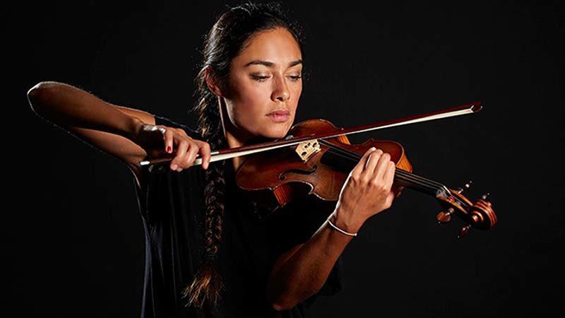 Audrey Loupy violoniste