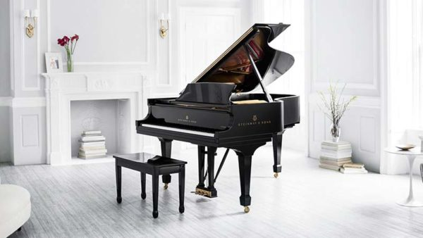 Lauréat Steinway