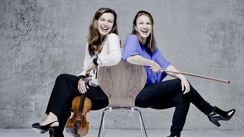 Sarah et Deborah Nemtanu