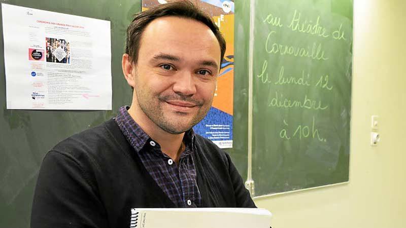 Benoit Menut Ma Vigne en Musique